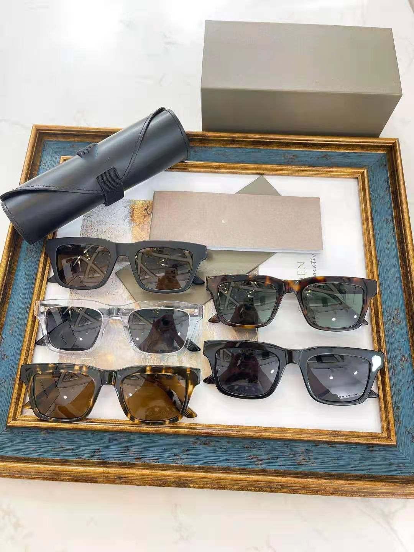men model D sunglasses metal vintage fashion Eyeglasses friend drive glasses cloth case travel full frame Goggle