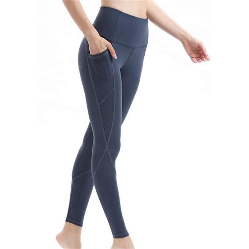 Mujeres Energía Energía Sin fisuras Control Pantalón Pantalones Yoga Pantalones de gimnasio Estirar Medias Altas Cintura Deportes Leggings Pulsar Leggings Deporte Fitness