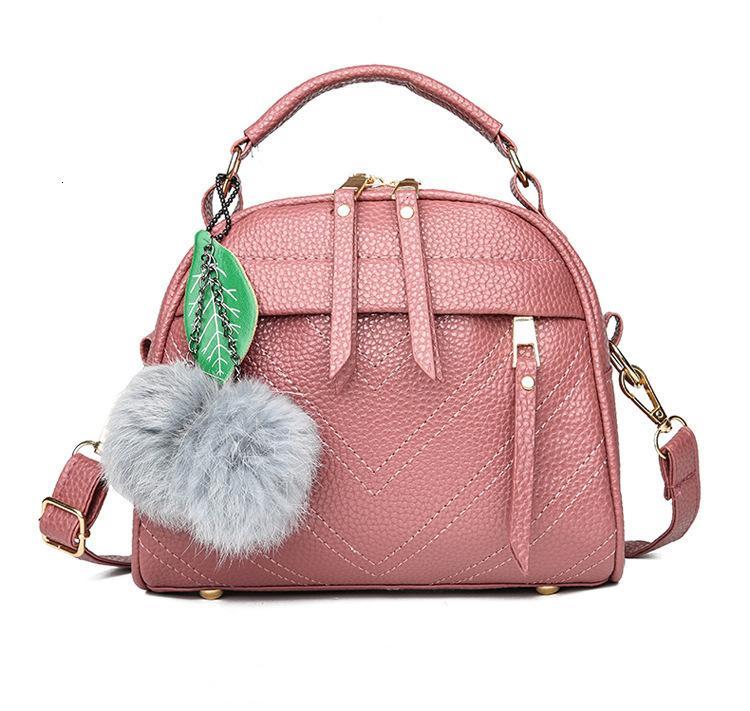 HBP Non-Brand Новая сумка для парикмахерской корейской версии 2021 Messenger Bag PU кожа мода женская 3 Sport.0018 7em1