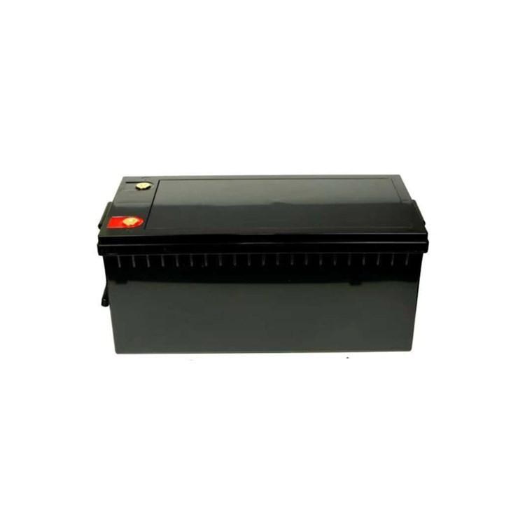 12 V 200AH LIFEPO4 Pil Paketi Güneş Enerjisi / Kamp Caravan / RV / Tekne / Yat için Akıllı BMS ile