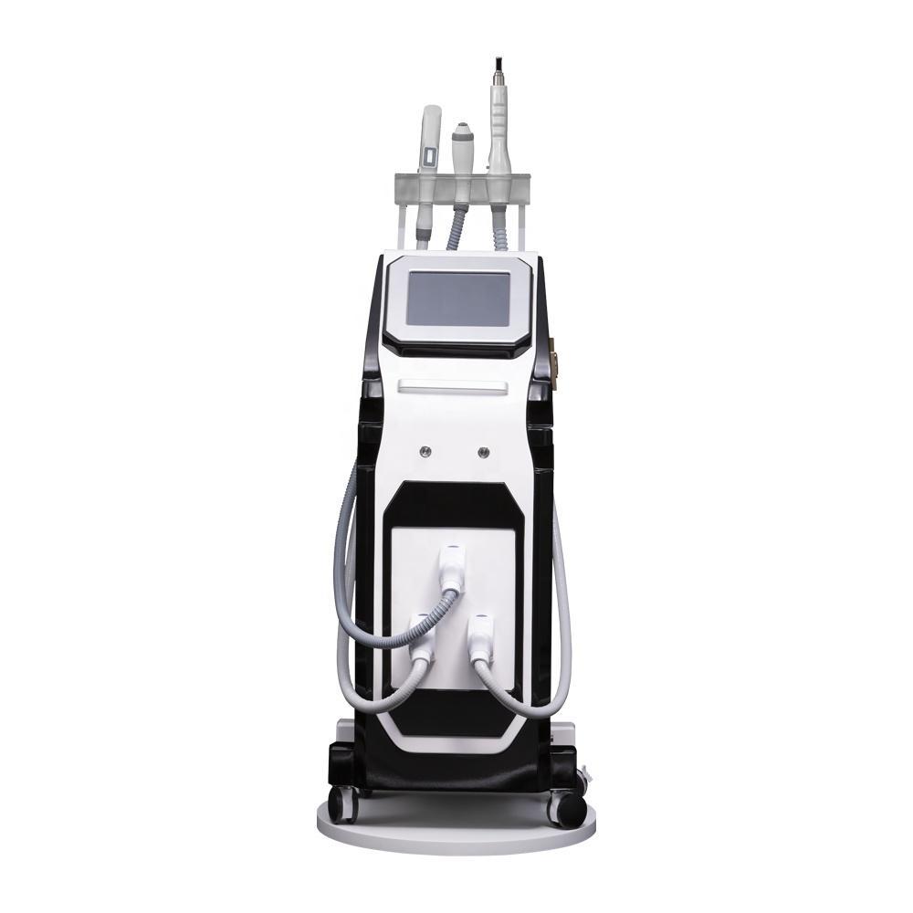 3 in 1 DPL Epilasyon Makinesi Pigment Dövme Toner Soyma Sıkma Yüz Cilt Beyazlatma Lazer Makinesi