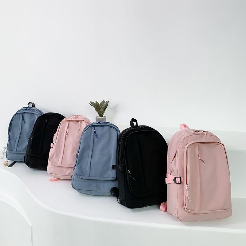 2021 Canvas Bags Fashion Handbag Backpacks Durable For Teenagers Unisex Backpack Good Quality Duffel Bag Day Packs