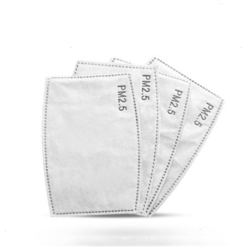 Navire en gros DHL gratuit! Dans PM2.5 Activez le filtre à compter de stock de stockage de carbone réutilisé de masque de bouche à 5 couches à 5 couches rapides livrer qak7wr gd9h