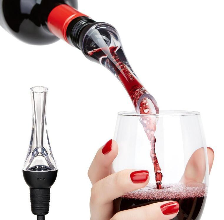 Eagle Airating Pourer and Spout Premium Decanter Wine Aeroator Accesorios Esenciales Herramienta Zuvd