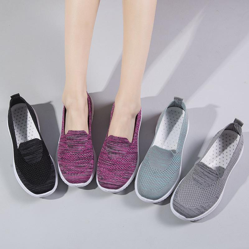 HBP Classic Casual Shoes Traspirable Shoes Moda Shoe Shoe Ladies Womans Size 35-40