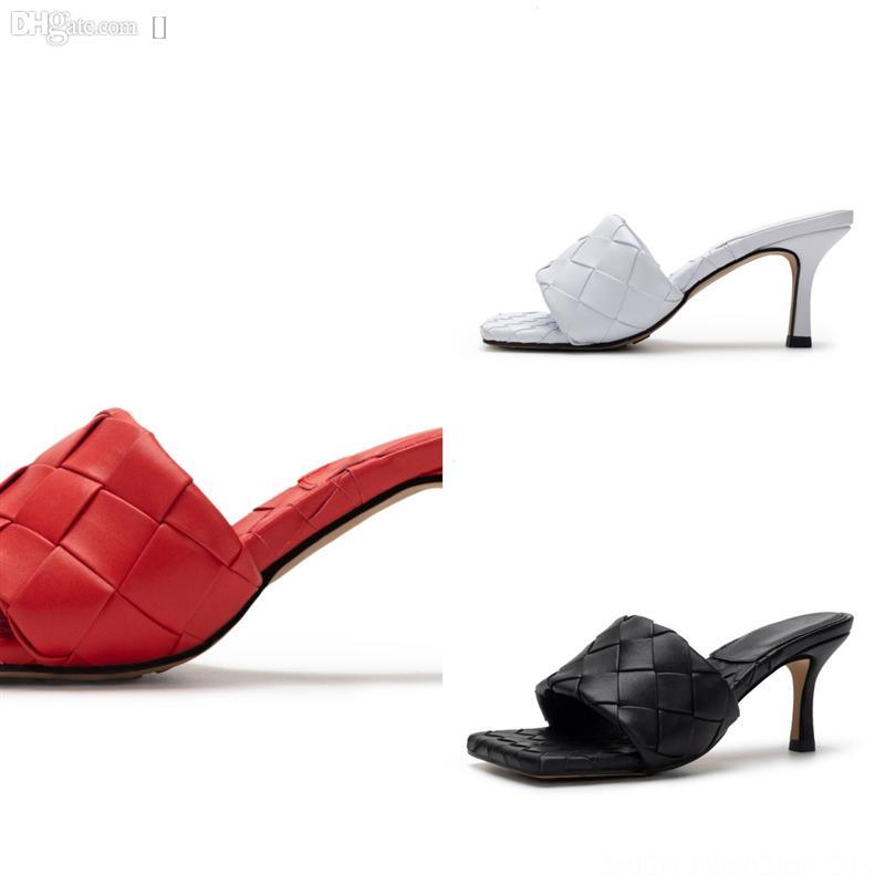 Rhfny Kürk Fenty Leadcat Ayakkabı Kadın Tasarımcı Terlik Kapalı Sandalet Kızlar Moda Scuffs Pembe Siyah Beyaz Gri Rihanna Slaytlar SlipperHigh