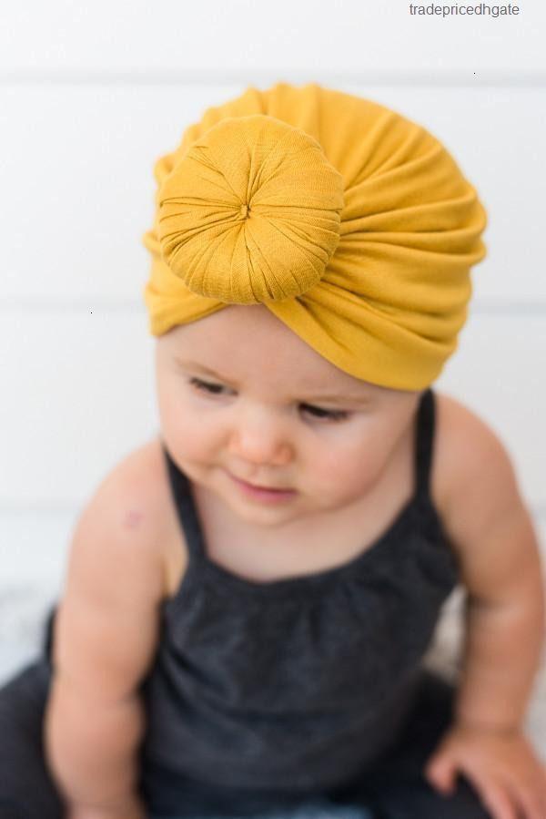 Niños Nishine 12 Colores Recién Nacido Niño Rosa Bebé Bowknot Soft Algodón Blend Sombrero Caps Accesorios de Ropa Regalo de Navidad Promotion