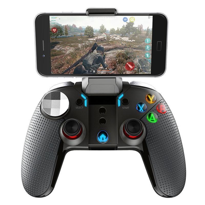 Game Controllers & Joysticks IPEGA PG-9099 Wireless Bluetooth Controller Gamepad Fast Respond Vibration Joystick For Smartphone A