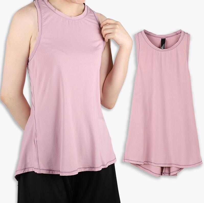 Tendance Femmes Designer Camis Summer Sans Manches Tops Casual Solid Color Tanks T-shirts T-shirts respirants T-shirts Taille EUR