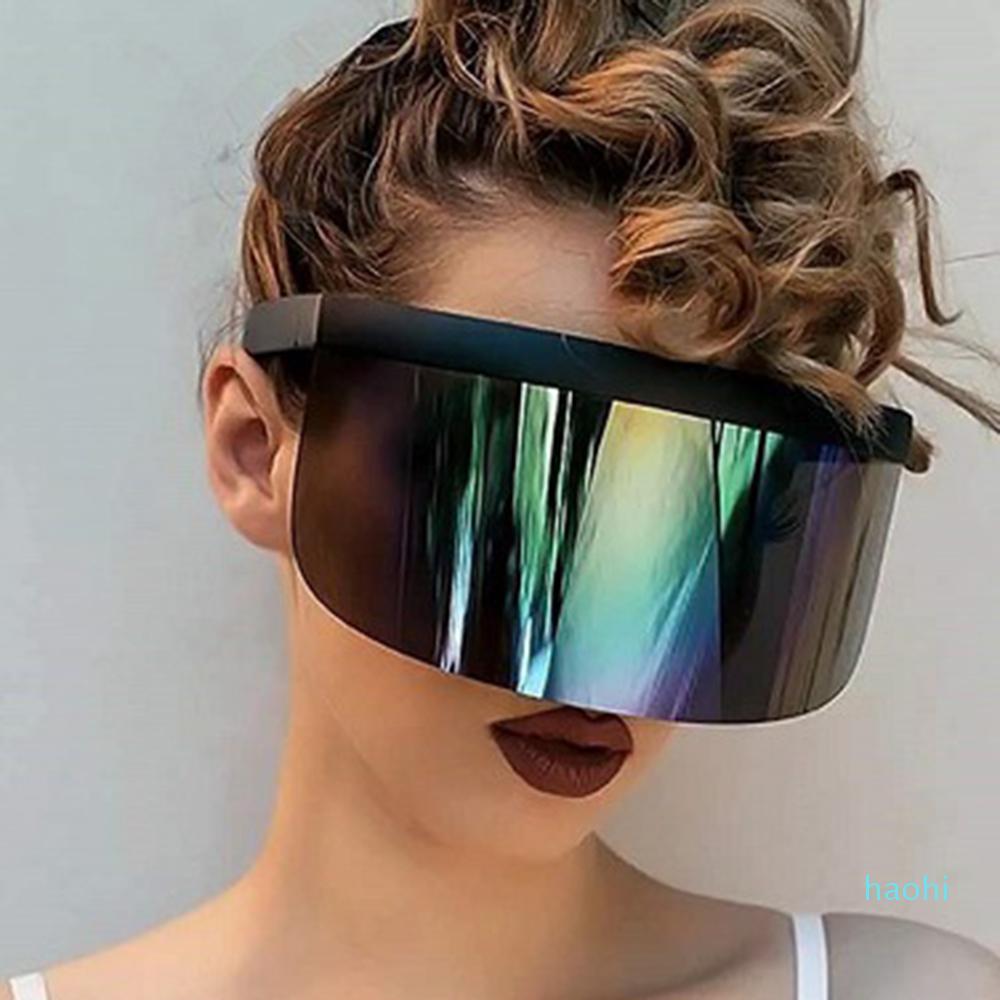 Оптовые на столовые дизайнер велосипедные солнцезащитные очки для взрослых Унисекс против подглядывания против вспенивания открытый анти-ультрафиолетовый защитный глаз щит FY2295