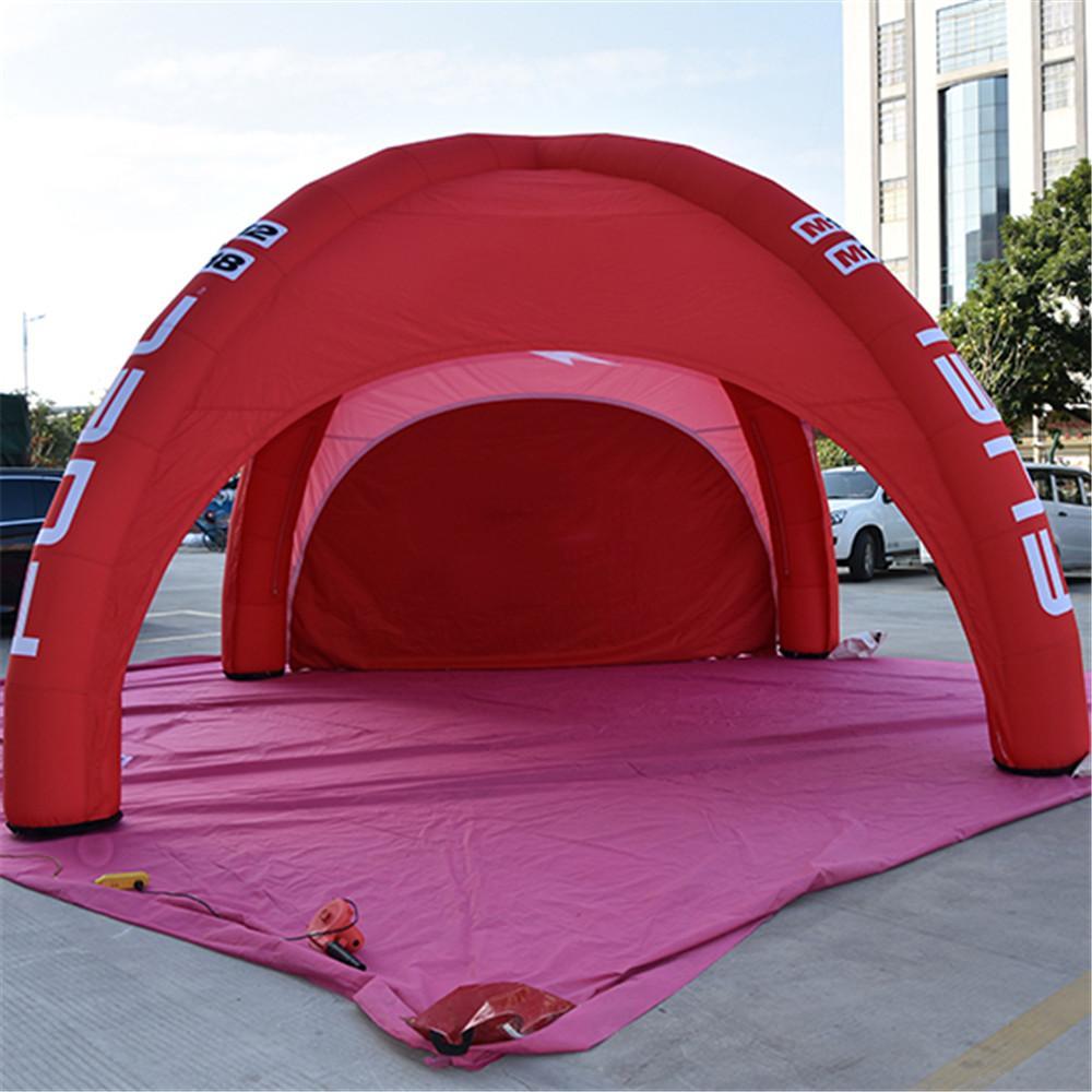 Индивидуальные Redl Party Balloon Balloon надувной пауч-палатка надувной гараж Укрытие на молнии Caken Event Автомобильная мастерская MARQUEE в разных материалах и стиле на SLOW