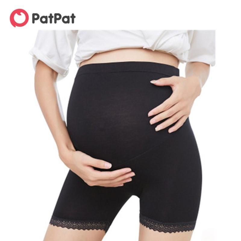 PATPAT 2021 Весна и лето осень удобное твердое материнство короткие ноги для дна леггинсы одежда
