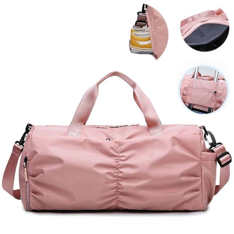 Gym Sport Fitnees Bag Sports Bags For Women 2021 Men Training Travel Yoga Gymtas Sportbag Sporttasche Dry Wet Shoes Sac Outdoor