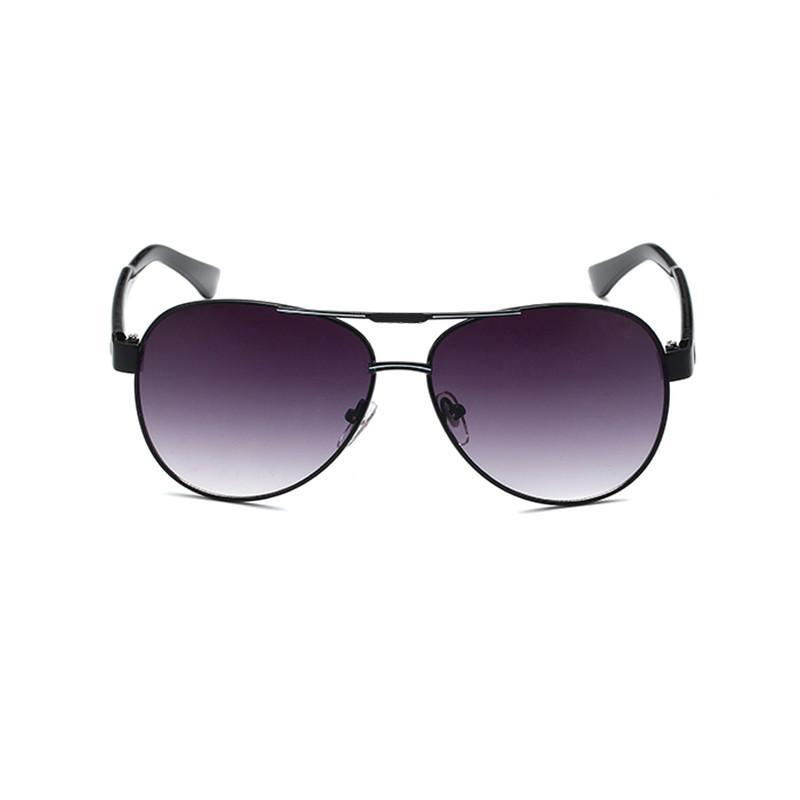 Luxury Designer Sunglasses Ladies Fashion Metal Double Color Sun Glasses Men Women Driving Driver Eyeglasses Eyewear With Box