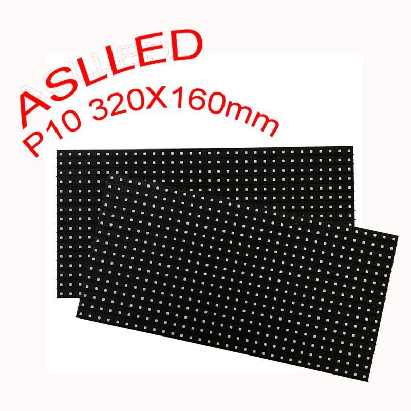 320x160mm Taille P10 LED Display Board Module HD P2 P2.5 P3 P4 P5 P6 P8 P8 Matrix Factory Factory Store en ligne