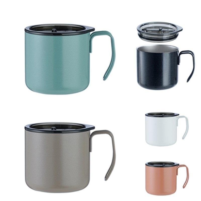 Tazze di caffè termico in acciaio inox tazze di caffè thermos boccetta da viaggio ufficio tazza di tè bevanda acqua bottiglia termo caffetteria maritty T2i51738