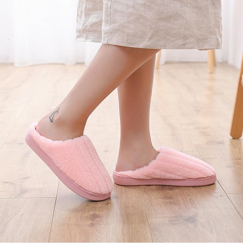 Chaussons d'intérieur de fourrure pour femmes, chaussures de ménage de haute qualité, nouvelle mode 2021
