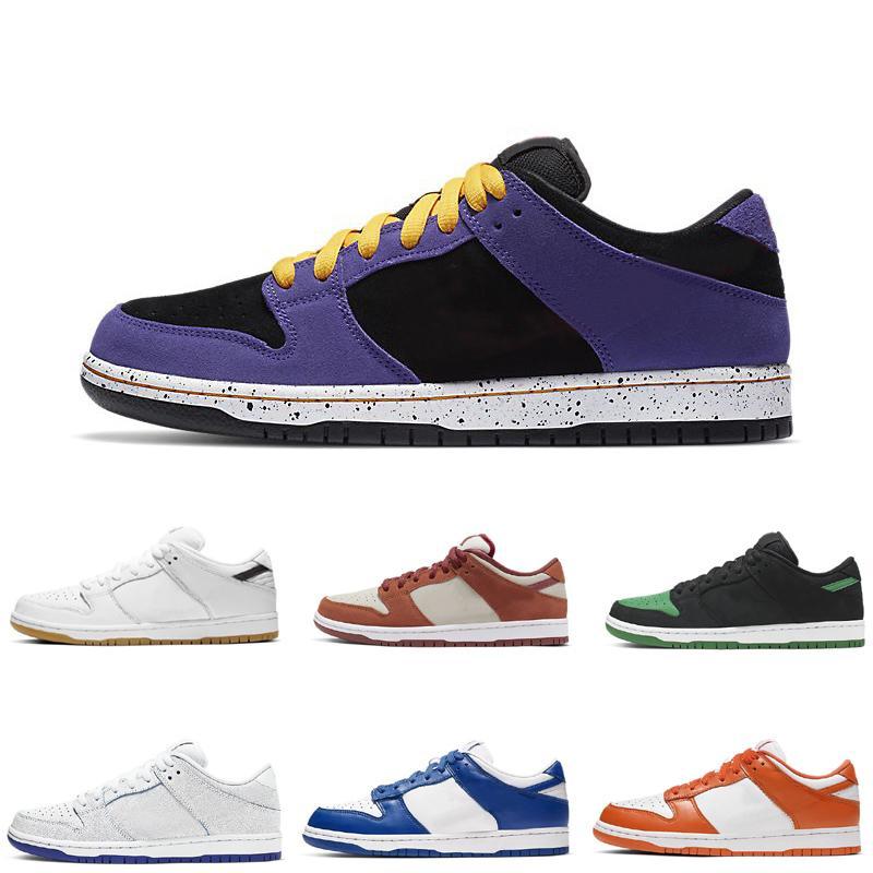 دونك للرجال نساء عاشق مدرب أحذية SB تشغيل المطاط الرياضة حذاء رياضة