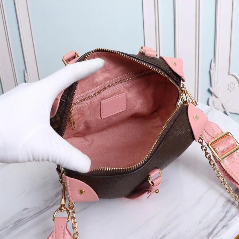 Black M45571 Petite com bolsa de sopa vendendo bolsa Malle sacos Melhor desenhador de alça de ombro rosa M45531 milwp