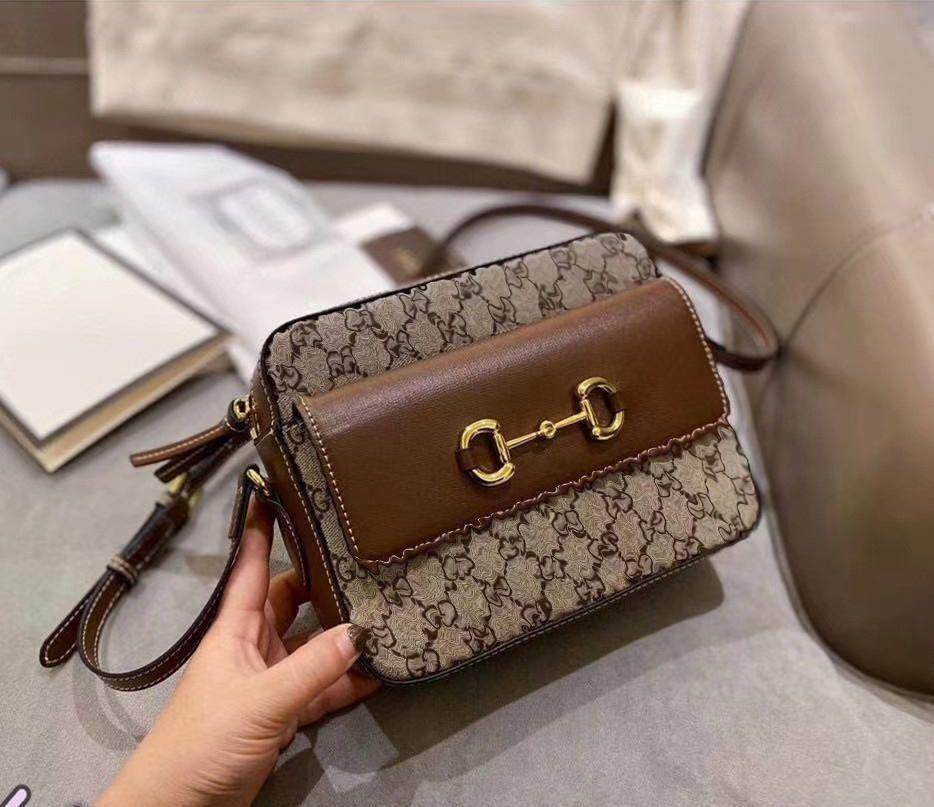 Designer Crossbody Tote Borsa a tracolla Messenger Handbag Portafoglio Sella borsa Lvlouis Zaino con logo Gucci A35