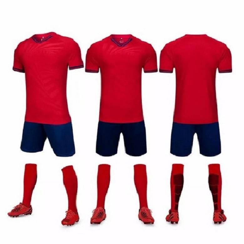 1656778Shion 11 Jerseys em branco de equipe, costume, treinamento futebol usa manga curta rodando com shorts 00008