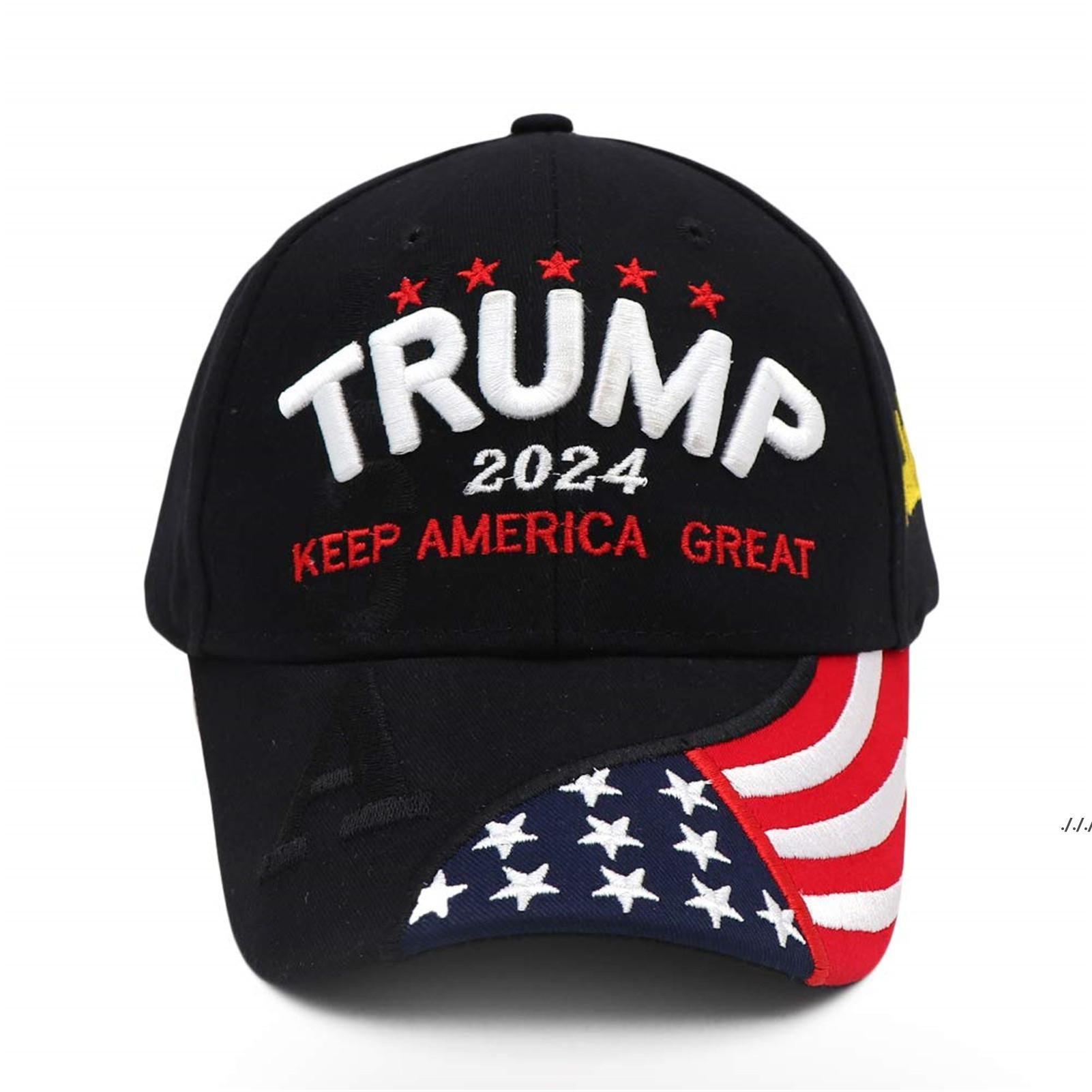 2024 رامب الانتخابات الرئاسية الانتخابات الرئاسية كاب ترامب قبعة بيسبول كاب قابل للتعديل سرعة انتعاش القطن الرياضية كاب DWF5983