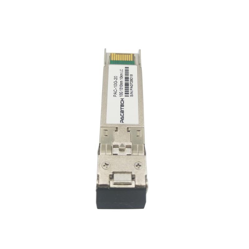 SFP + émetteur-récepteur ER 40km1310nm Dual Fibre LC Connecteur Connecteur SFP Module 10G Optique Équipement optique de routeur