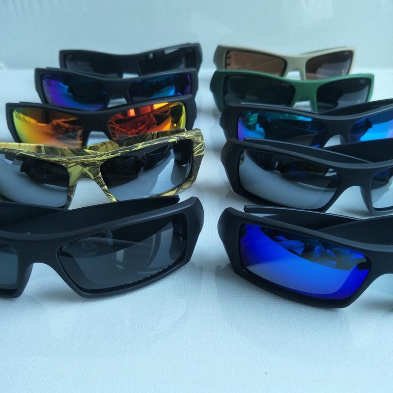 أعلى جودة النظارات الشمسية الاستقطاب للرجال الرياضة ركوب العلامة التجارية نظارات الصيد نظارات الشمس نظارات النظارات نظارات مع صندوق