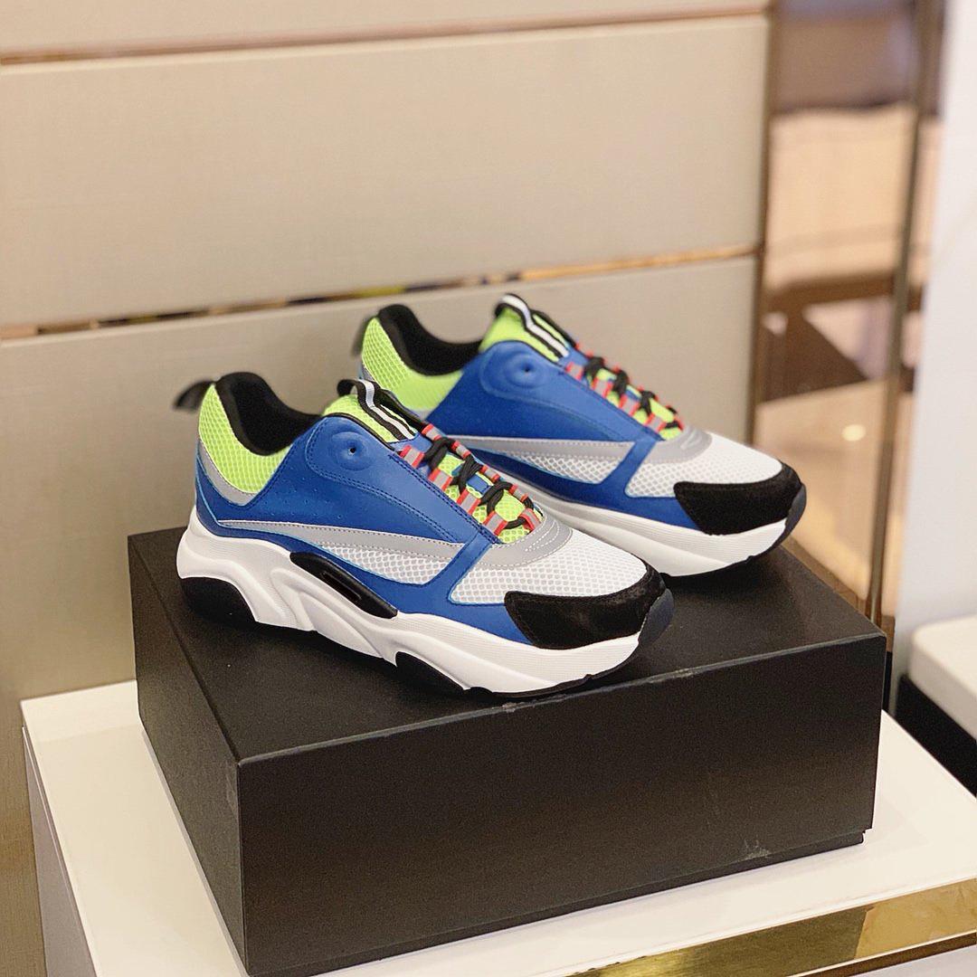Çiftler platform için yüksek kaliteli lüks tasarımcı ayakkabı ayakkabı spor ayakkabı hakiki deri eğitmenler çok güzel ve rahat