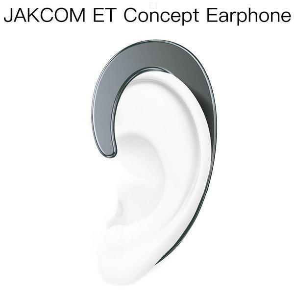 JAKCOM ET Non In Ear Concept Earphone New Product Of Cell Phone Earphones as w09 intercomunicador wireless