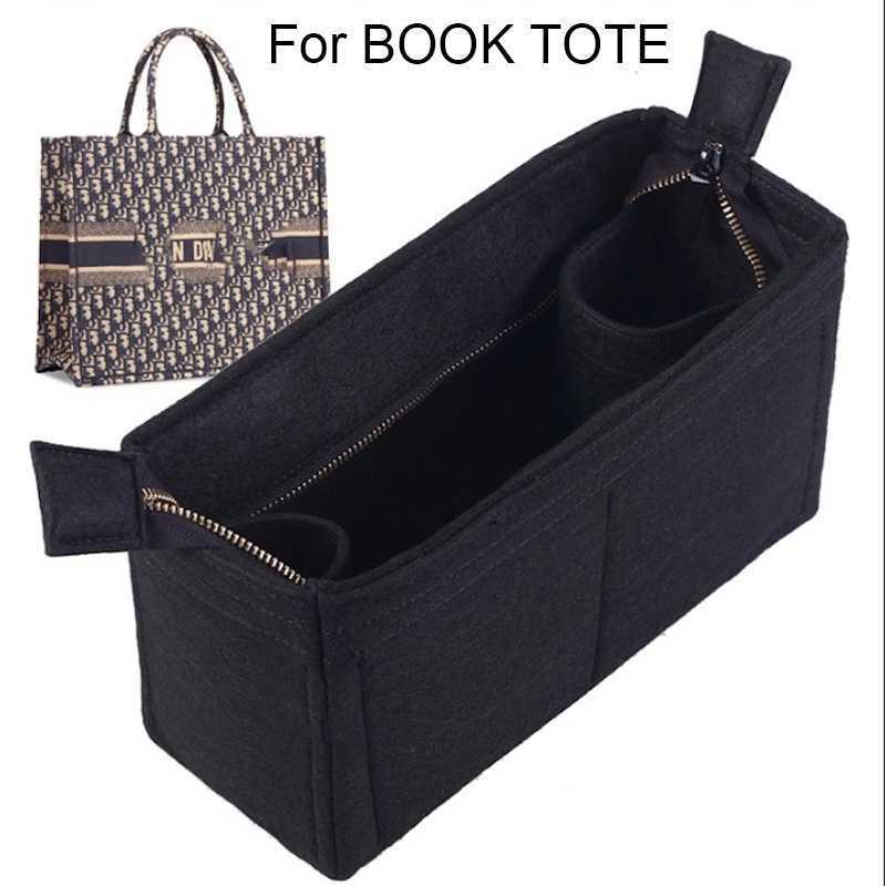 Para bolsas de livros 3mm para refúgio de feltro Inserir saco speedy Organizador Organizador Bolsa Organizador de Bolsa Interior Baby Baby Mamãe Mamãe Y200714
