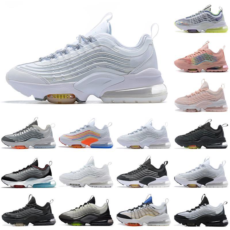 En Kaliteli ZM950 Erkekler Açık Ayakkabı ZM 950 Siyah Beyaz 950 S Erkek Kadın Eğitmenler Spor Sneakers des Chaussures Zapatos
