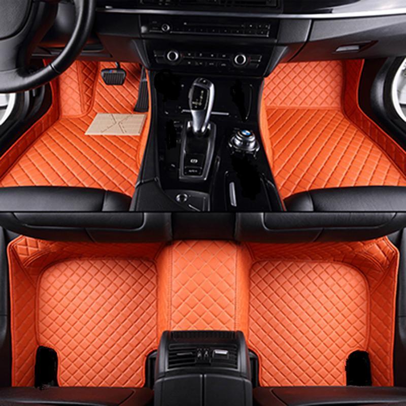 Пользовательские автомобильные коврики для Chrysler PT Cruiser