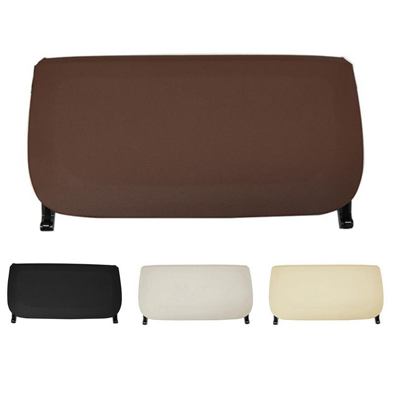 Car Seat Back Panel Part Cover Replacement Beige Black For- F10 F01 F02 5 Series GT 7 Organizer