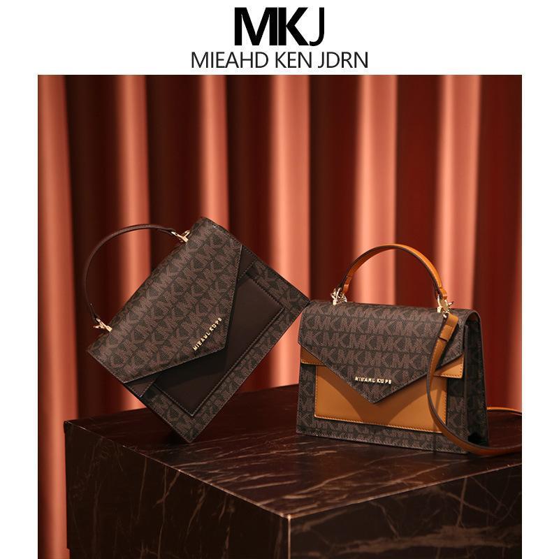 Hong Kong MKJ Bag 2021 Новая женская сумка Small MK Старый цветок Одно плечо Messenger Bagi4QM