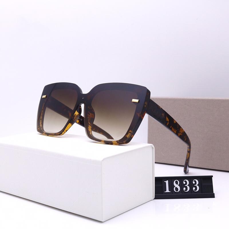 Lunettes de soleil conduite pour hommes et femmes 6 couleurs mode occasionnel de haute qualité HD Polarized lentilles lunettes 1833