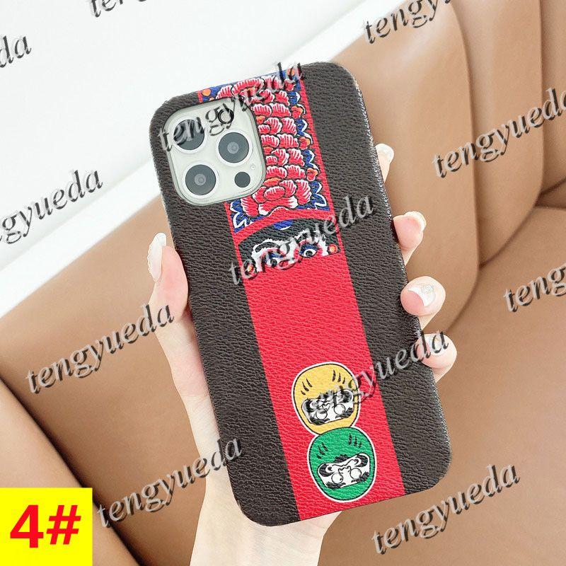 패션 디자이너 낙서 전화 케이스 iPhone 13 12 11 Pro Max XS XR XSMAX 8P 가죽 하드 쉘 핸드폰 커버와 삼성 Note20 울트라 노트 10 S21 S20 S10 Plus