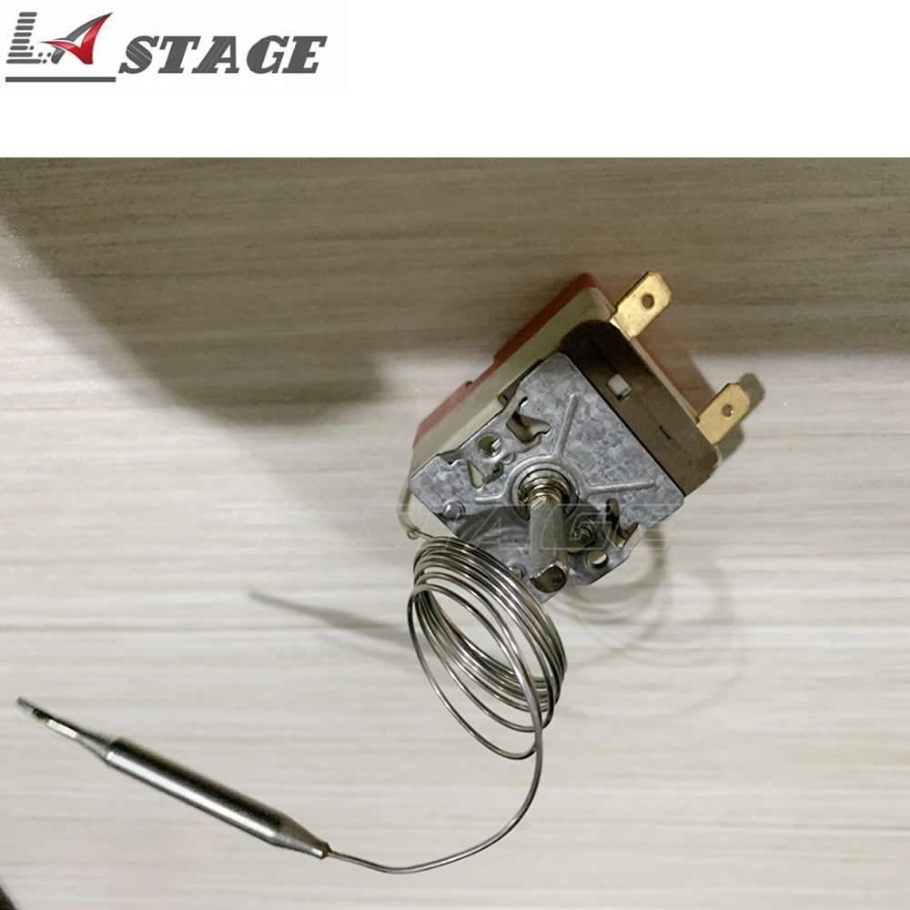 ترموستات التحكم في درجة الحرارة ميزان الحرارة الحرارية تحكم التبديل لآلة الضباب المرحلة