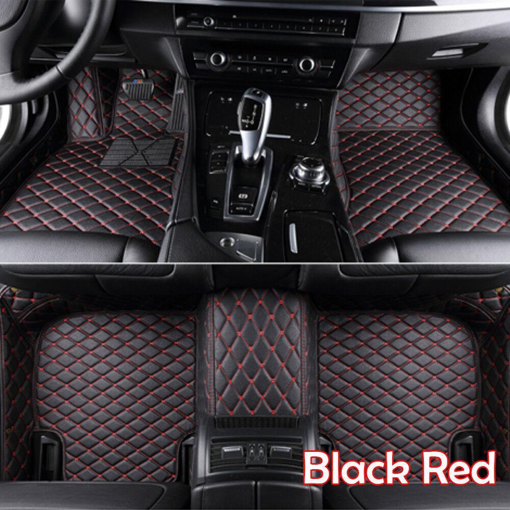 Fit BMW 5-Series F10 E60 520i 525i 528i 530i 535i Car Floor Mats Waterproof Auto