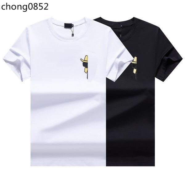 Tartaruga Phantom 2020fw Mens Designer T Shirt Itália Moda Tshirts Verão Padrão T-shirt Masculino Qualidade Superior 100% Algodão Tees M-XXXL
