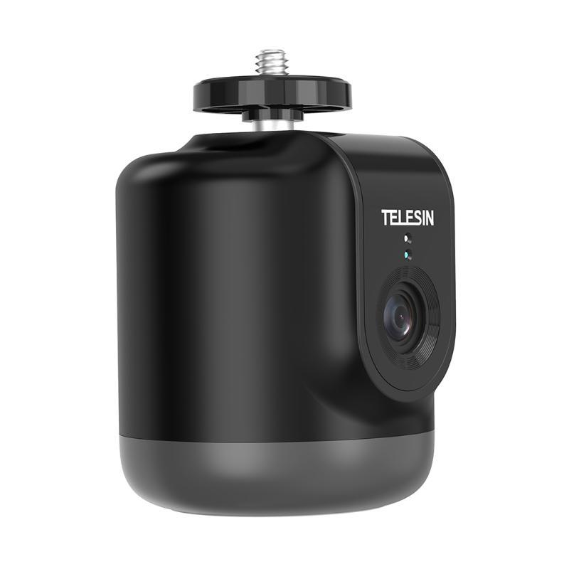 Telefone Selfie Stick Holder para Vlog Live Auto Face Rastreamento Gimbal Stabilizer 360 Rotação Smart Camera Tripé Cabeças