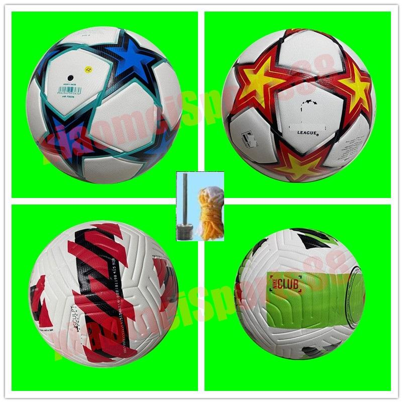 2021 2022 European champion Soccer ball 21 22 CLUB Final KYIV PU size 5 balls granules slip-resistant football