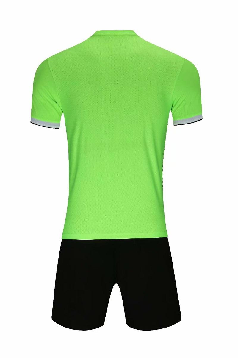 A33 남자 키트 크기 S-XXLTOP 품질 2020 2021 그린 오렌지 축구 유니폼 20 21 축구 셔츠 Maillot 드 발