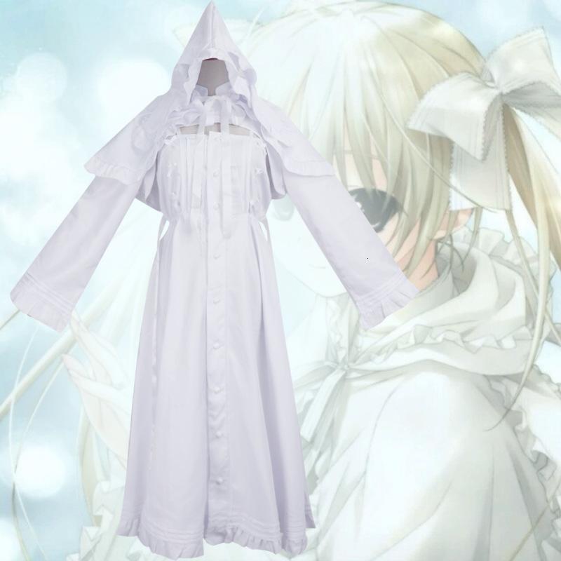 Schicksal des Himmels im Frühjahr Wilde Kuppel Schwester Kaninchenohr Cosplay Damen Cos Kleidung