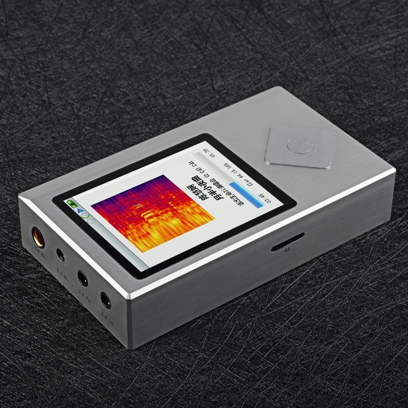 & MP4 Players Z4 Portable MP3 Music Player Dual ES9038Q2M HIFI USB DAC AMP Bluetooth 5.1 Car Digital 2.5/4.4mm Balanced Coaxial Output