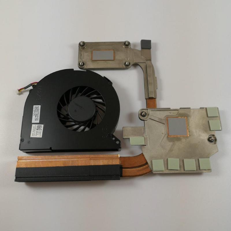 Orijinal XPS 17 L701X L702X Soğutucu Soğutma Fanı XKD45 DFS661605FQ0T F98M P6H7P P0RNT uyumlu GB0508PHV1-A Dizüstü Pedleri