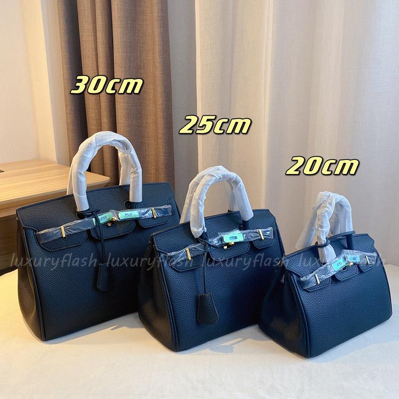Designers Tote Sac à main de style européen et américain Sacs à main de luxe de luxe poignée de sacs à bandes d'or