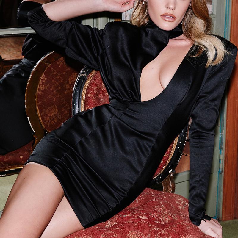 Cryptographics 2021 Lulu Женщины Дизайнерские Платье Весна Balencaiga Мода Черный Красный Мини Сексуальные Вечер Формальные Платья Партия Клуб Платья Женская Одежда