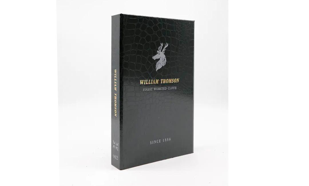 William Thomson fabric sample book (902)