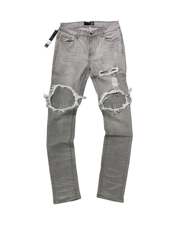 Мужские джинсы дизайнерские классические морщины патча летом тонкий нога джинсы дыра ковбой знаменитый бренд на молнии вышитый узор США размер 28-40